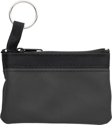 Nylon (600D) key wallet