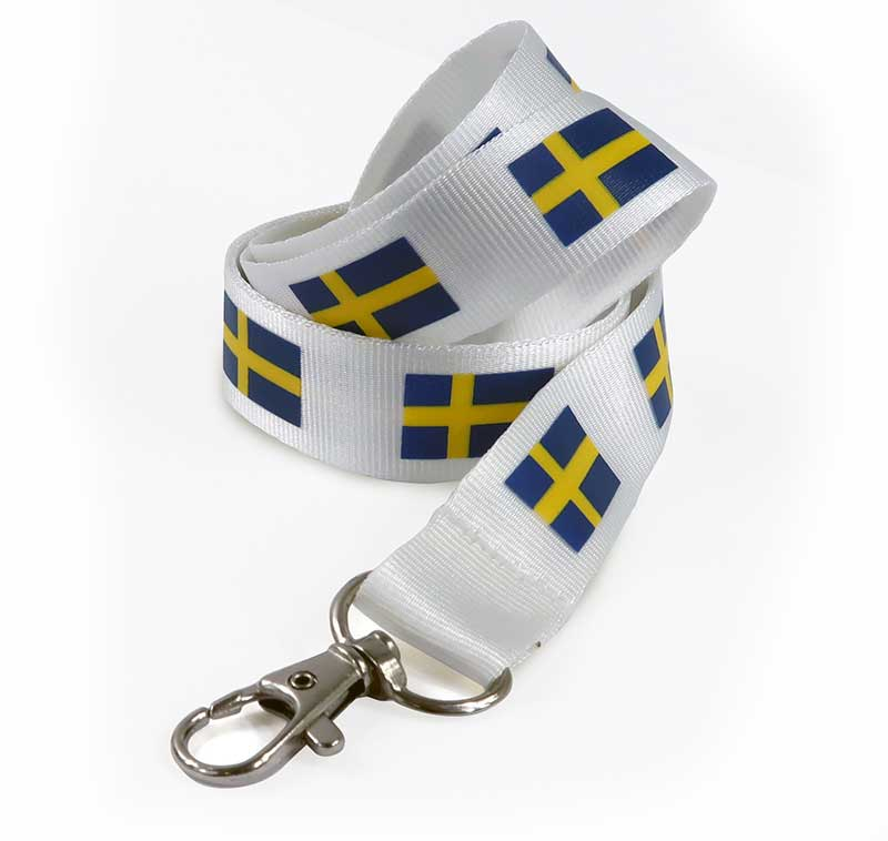 Logoband Sweden (From Stock)