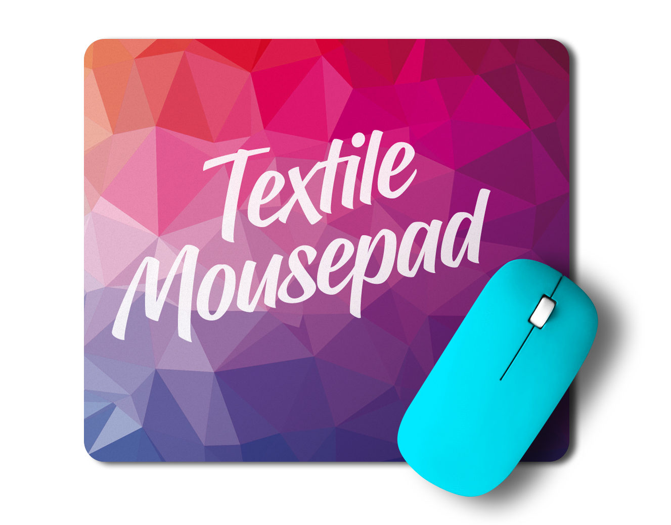 Mouse pad (fabric pad)