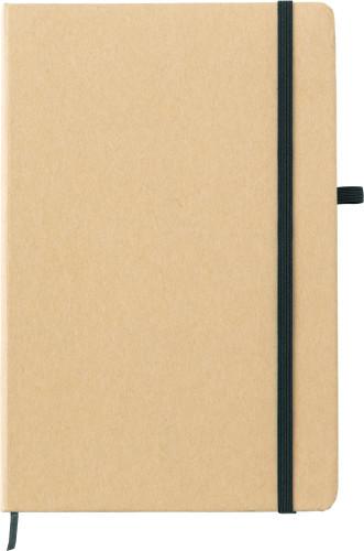 Anteckningsbok med papper av stenmassa (A5)