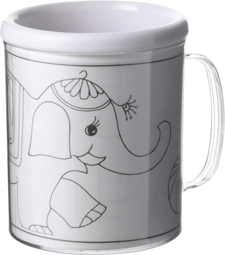 Drawing mug (280ml)