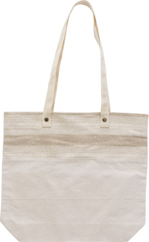 Cotton (380 gr/m²) shopping bag
