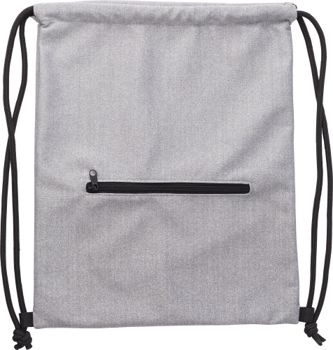 Fleece (250 gr/m²) drawstring bag
