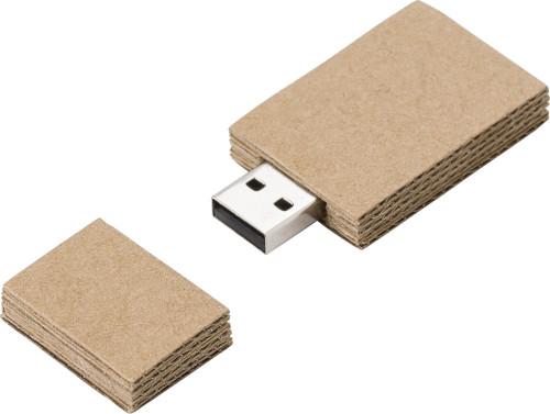 Cardboard USB drive 2.0