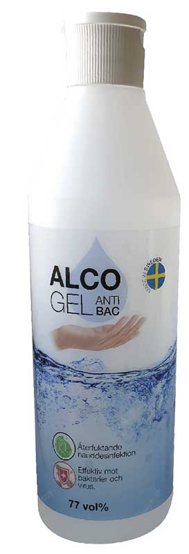 Alcogel DEPEND 500 ml