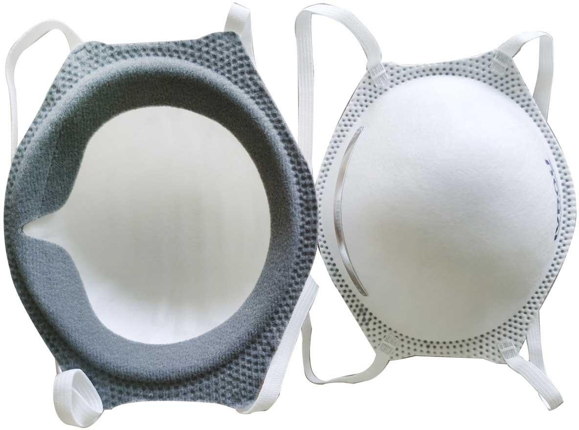 Filtering half mask FFP3 Cup