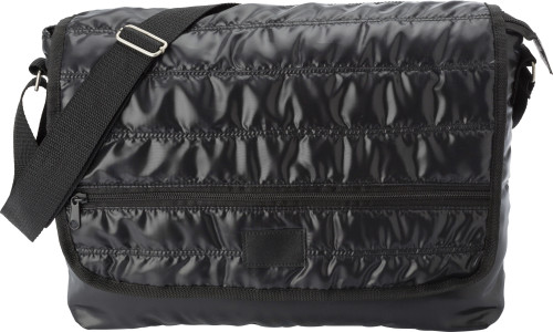 Polyester (240D) messenger bag