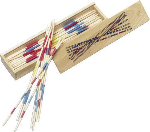 Wooden Mikado game