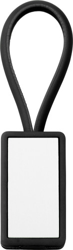 Plastic key holder