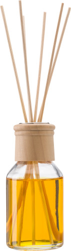 Reed diffuser with one glass bottle (100ml)