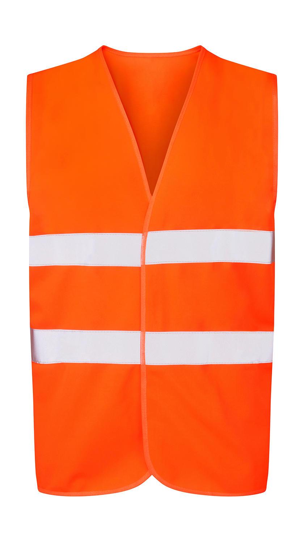 2-Band Safety Waistcoat Class 2