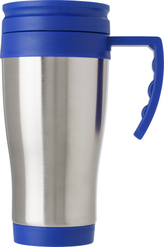 Stainless steel travel mug (420ml)