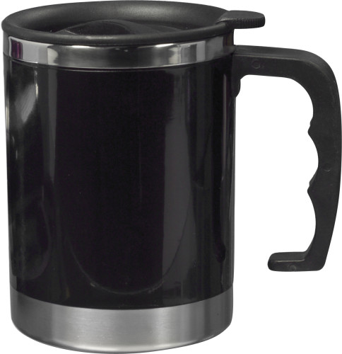 Double walled, vacuum mug (400ml)