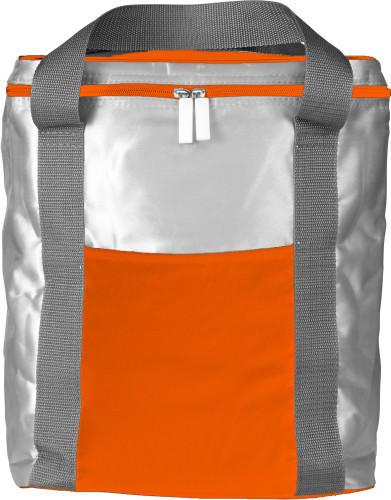 Polyester (420D) cooler bag for six bottles