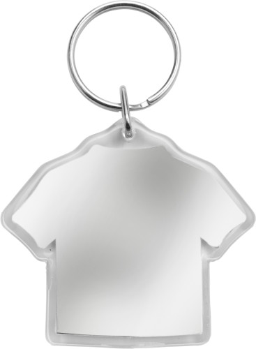 Key holder, model 'T-shirt' excl. paper