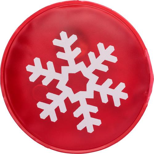 Återanvändbar värmedyna med jultema