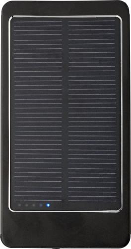 Aluminium solar charger