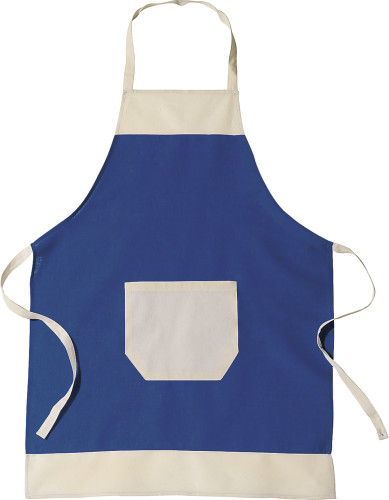 Cotton (145 gr/m²) apron