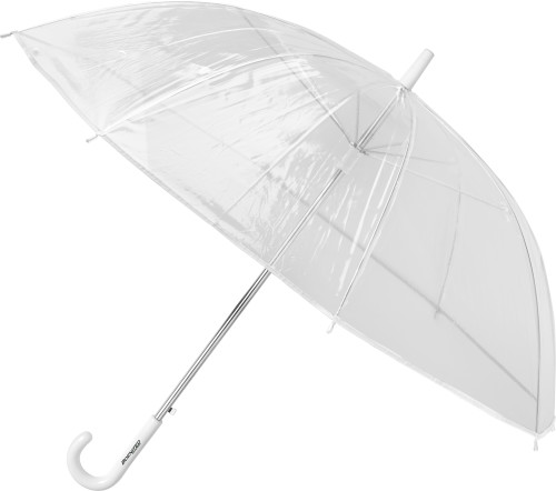 Transparent automatic umbrella