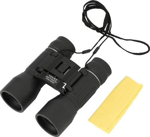 Plastic binoculars