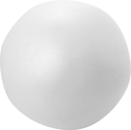Large PVC  beach ball.