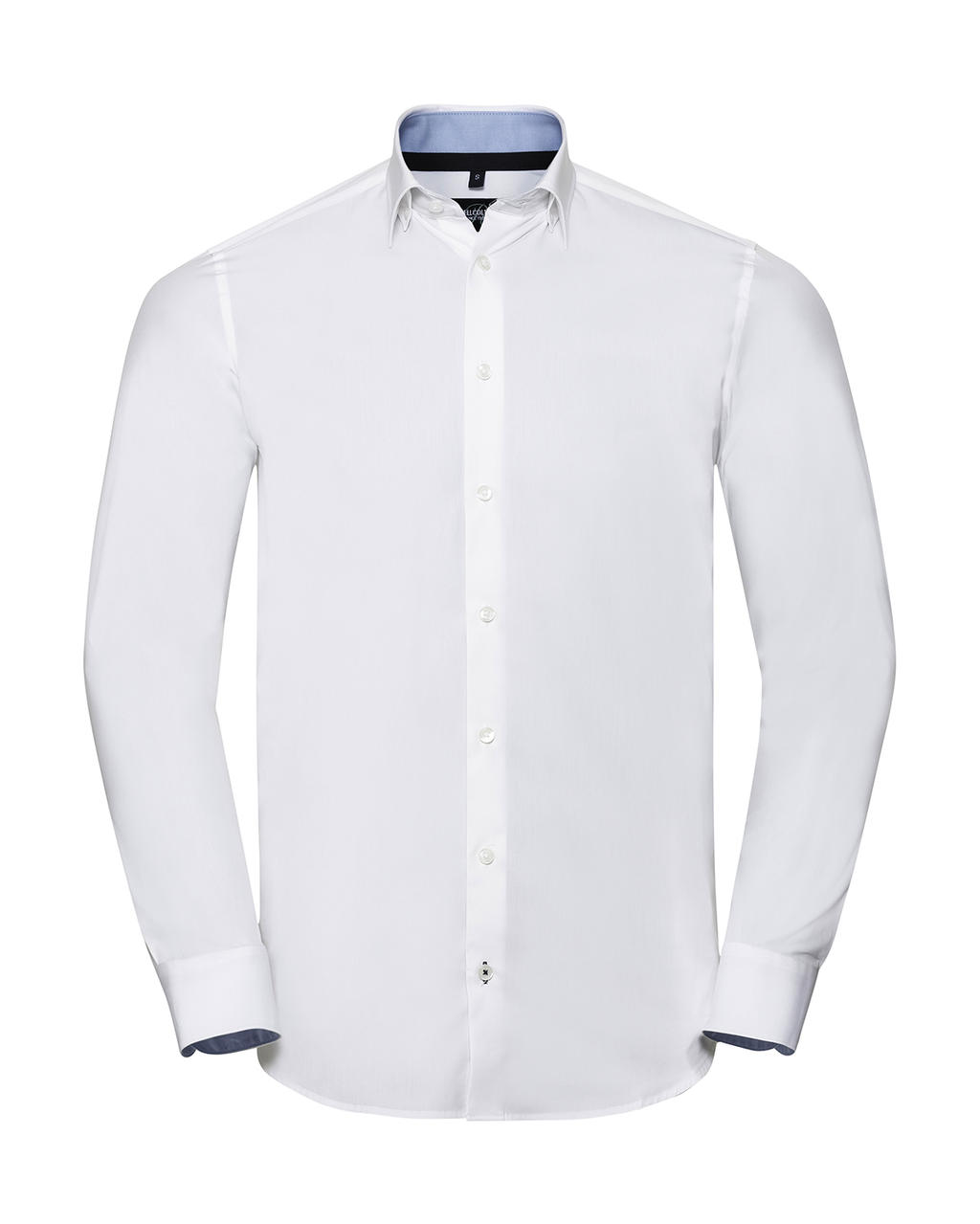 Men's LS Tailored Contrast Ultimate Stretch Shirt
