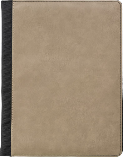 A4 Pad folio with PU cover