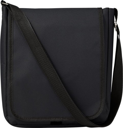 Polyester (190T/600D) shoulder/tablet bag