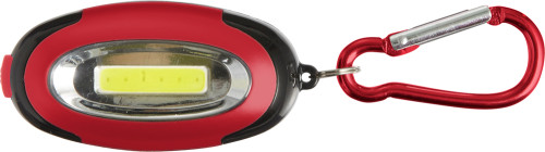 Plastic light with 6 powerful COB LED lights