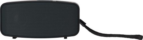 Speaker featuring wireless technology