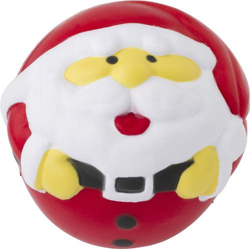 Santa Claus anti stress ball
