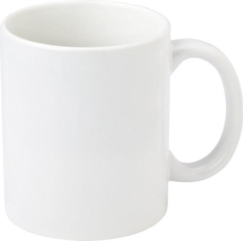 White photo mug (325ml)