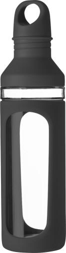 Glass drinking bottle (590ml)
