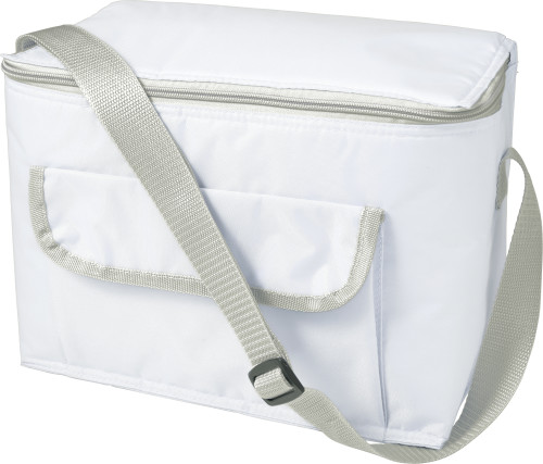 Polyester (420D) rectangular cooler bag