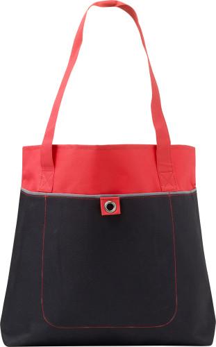 Nonwoven carrying/shopping bag