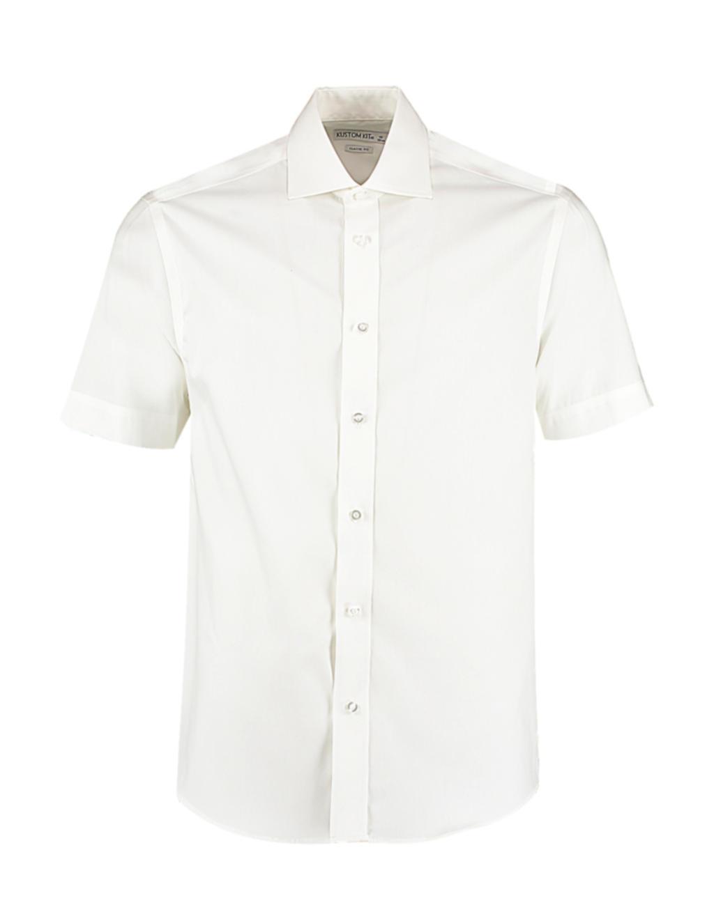 Classic Fit Premium Cutaway Oxford Shirt SSL