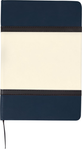 A5 Soft feel notebook with PU cover