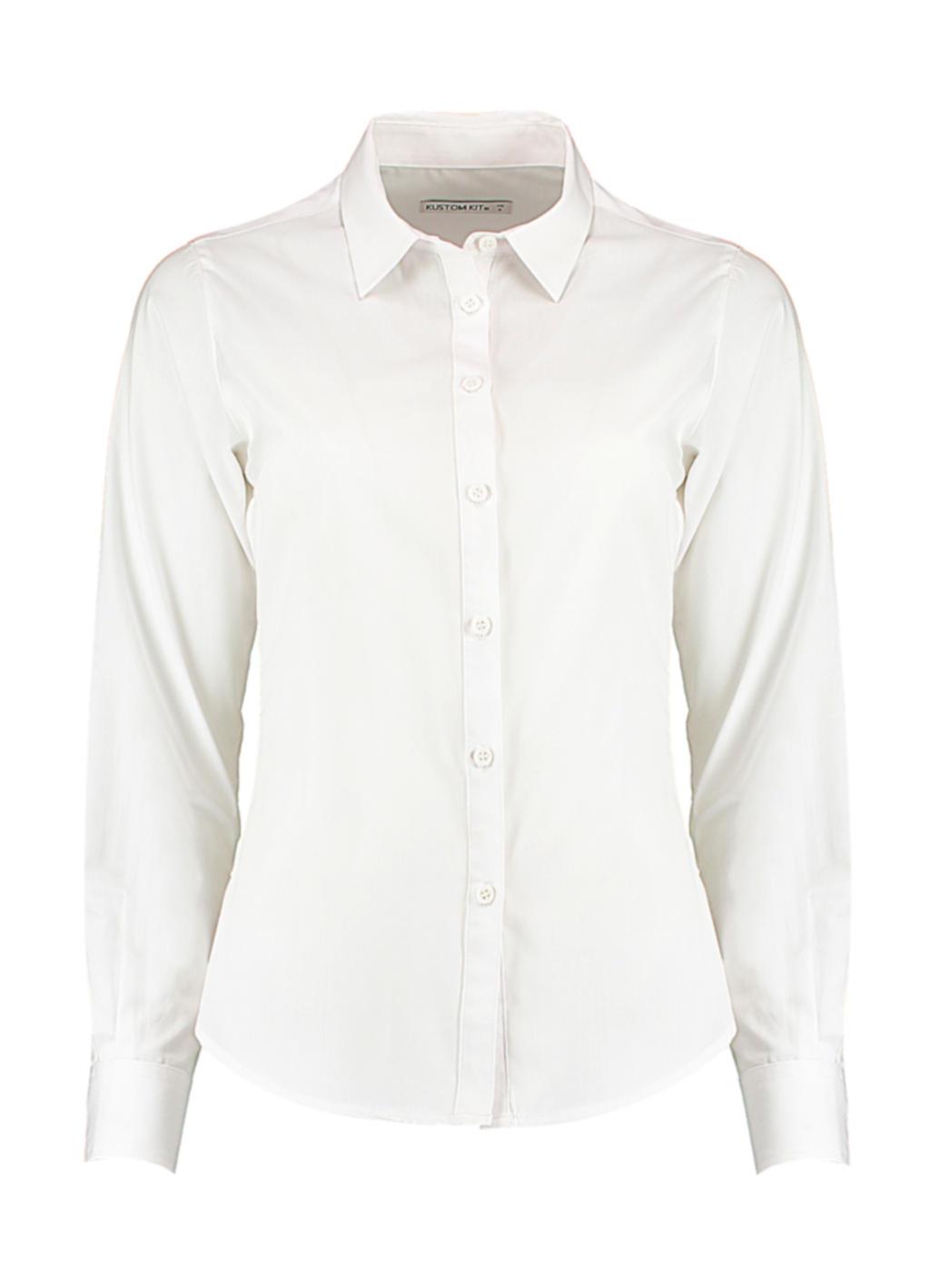 Women's Tailored Fit Poplin Shirt