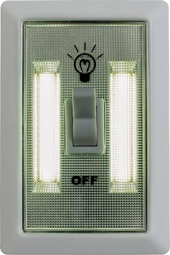Plastic night light with LED llight