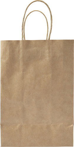 Paper bag,'small'.