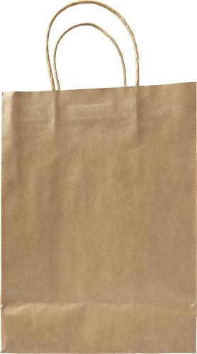 Paper bag,'medium'.