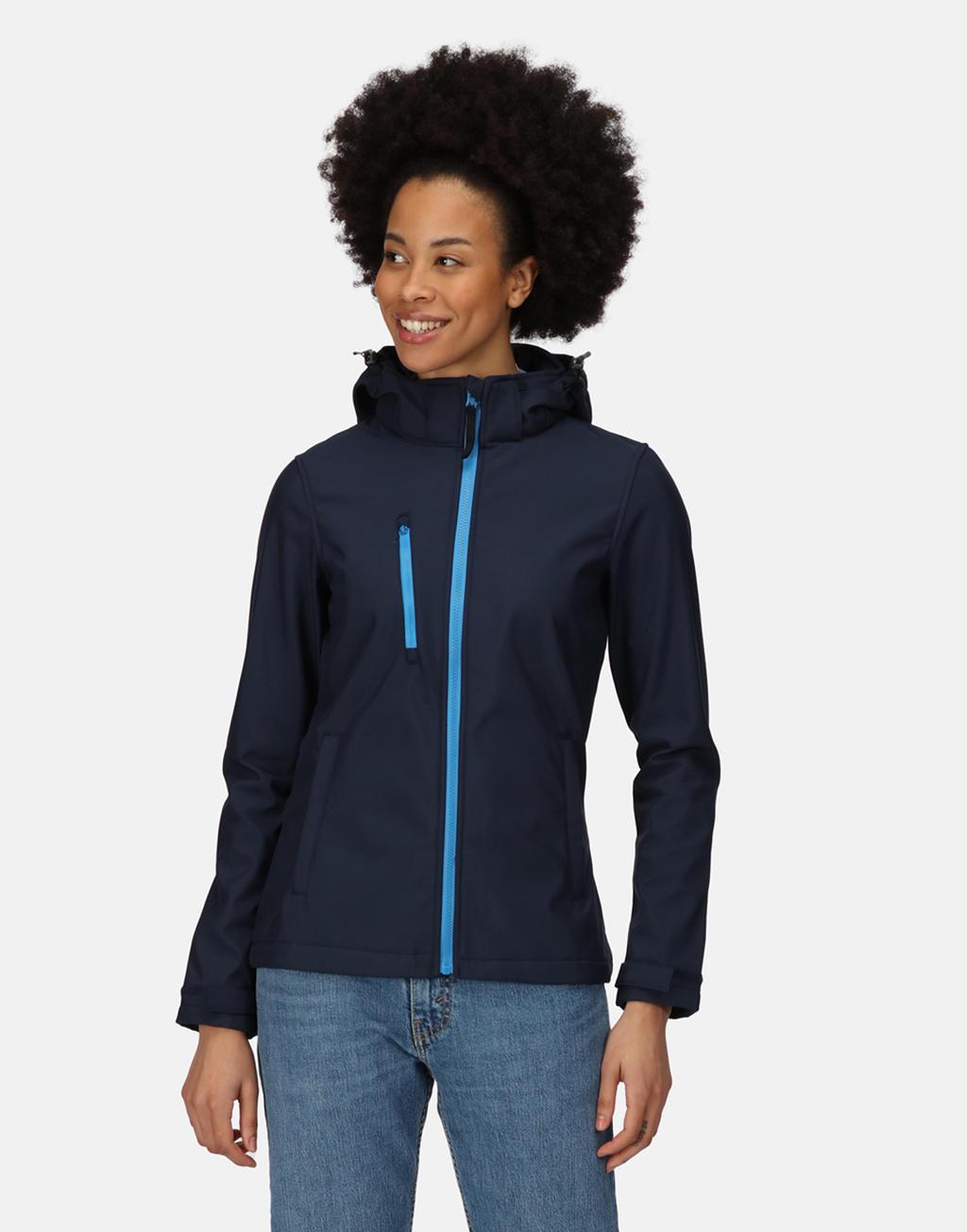 Women's Venturer 3-Layer Hooded Softshell Jacket