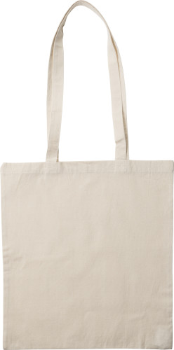 Cotton (135 gr/m²) shopping bag