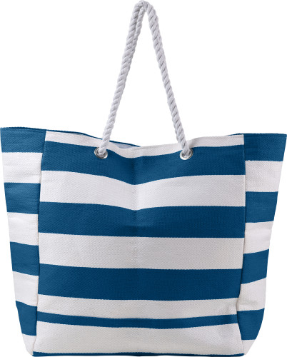 Cotton beach bag