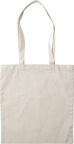 Cotton (180 g/m2) carry/shopping bag