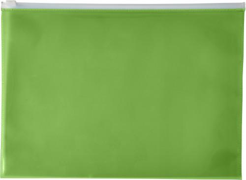 A4 Transparent PVC document folder