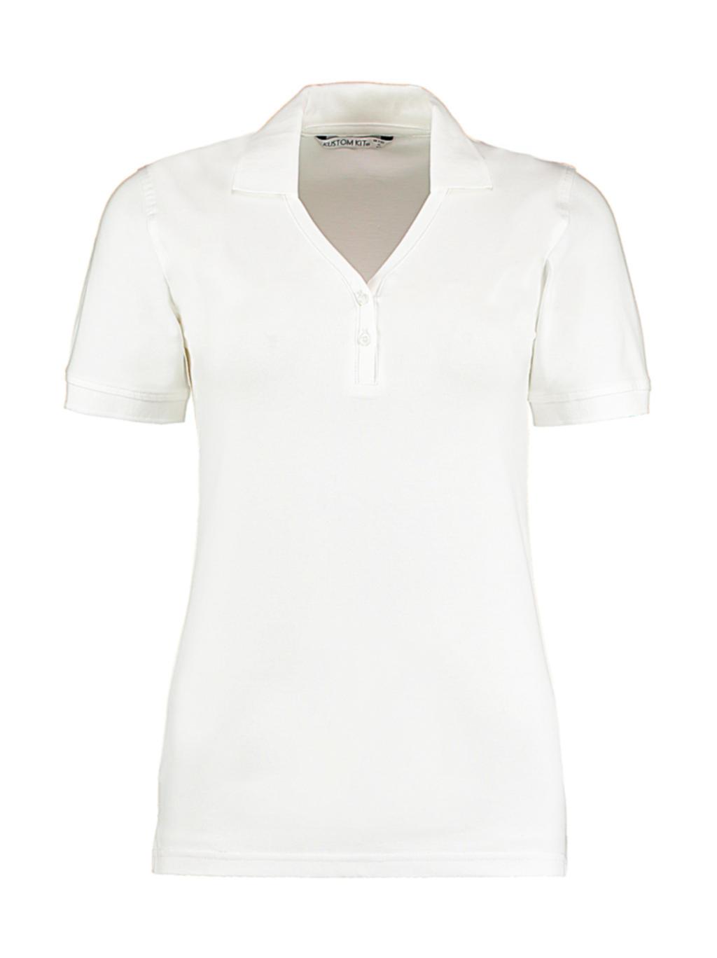 Women's Regular Fit Comfortec® V Neck Polo