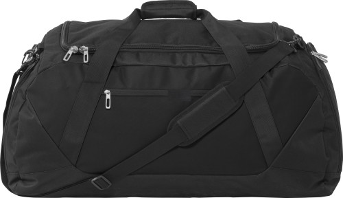 Large (600D) polyester sports/travel bag