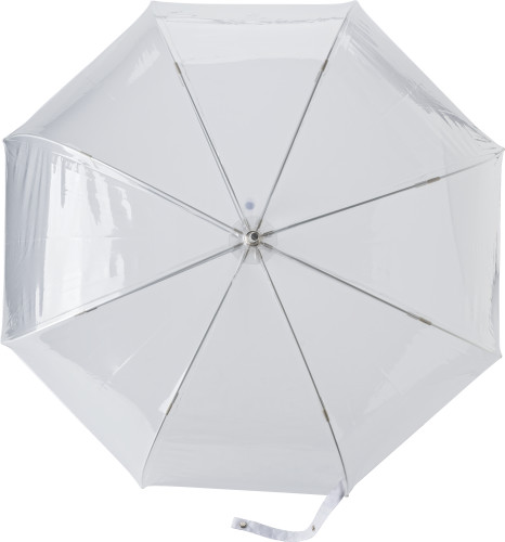 PVC umbrella with eight panels