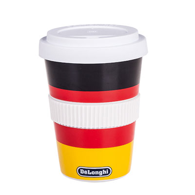 Coffee 2 Go med 4 cm band